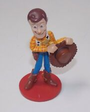 Disney Toy Story Woody PVC Figure Cake Topper 3.5 in