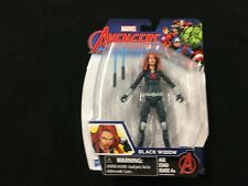 "2016 Marvel Avengers Black Widow 6"" Action Figure by Hasbro Brand New Box"