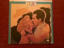 Double Indemnity Laserdisc Film Noir B&W Barbara Stanwyck Fred MacMurray Sealed