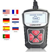KONNWEI KW310 OBD2 Scanner Car OBD II Code Reader Vehicles Diagnostic Scan Tool