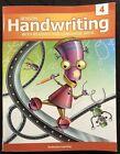 Benson Handwriting with Reading and Language Arts - Level 4 Student Workbook