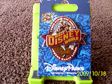 Disney * 2016 Dated - Walt Disney World - Magic Lives * New on Card Trading Pin