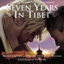 Seven Years In Tibet: Soundtrack Score by John Williams (NEW CD, 1997, Sony)