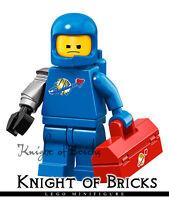 LEGO The Lego Movie 2 Series 71023 Apocalypse Benny Minifigure No. 03