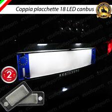 CB 2x TOP SMD LED Illuminazione Targa AUDI a4 8e5 b6 Avant 1.9 TDI QUATTRO