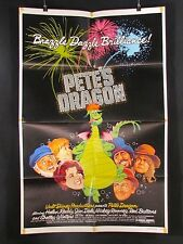"Disney Pete's Dragon - Original theater ""one-sheet"" movie poster NSS 770164"