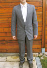 costume gris slim HUGO BOSS veste taille 46 (M) pantalon taille 40 ** LUXE **