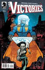 Michael Avon Oemings Victories #5 (of 5) Transhuman Comic Book 2013 - Dark Horse
