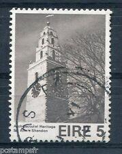 IRLANDE - 1975, timbre 329, ARCHITECTURE, EGLISE ST-ANN, oblitéré