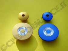 PAIR OF PLUGS ENGINE INSPECTION ERGAL ANODIZED FOR YAMAHA 250/450 YZ WR
