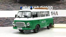 1:43 Barkas B1000 Frg Police cars of the world + Magazine #63