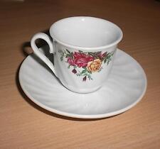 ♥ 3x  Mokkatasse Tasse Untertasse Espressotasse Teller ♥ Schloß Amalienburg ♥