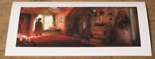 The Last of Us Remembering Giclee Poster Print /100 SIGNED COA 2013 Naughty Dog
