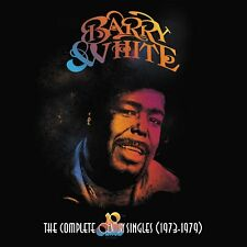 BARRY WHITE - THE COMPLETE 20TH CENTURY SINGLES (LIMITED  EDITION)  3 CD NEUF