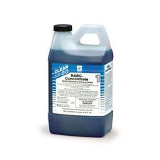 Spartan Clean on the Go 1 NABC Cleaner, 2 Liter Bottle, 4 Bottles Per Case