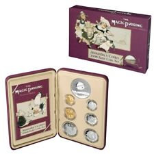 2008 RAM SIX COIN BABY PROOF SET - Featuring Norman Lindsay's The Magic Pudding
