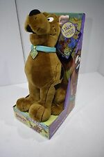 Talking Scooby Doo Plush Equity Toys 1998 Cartoon Network