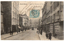 CPA 93 - SAINT-DENIS (Seine St Denis) - 29. Rue du Chemin de Fer
