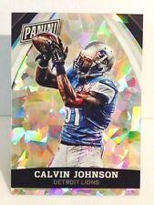 Calvin Johnson NATIONAL CRACKED ICE 25/25....MEGATRON 1/1 !!