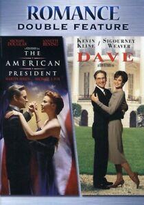 AMERICAN PRESIDENT & DAVE NEW DVD