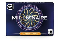 Who Wants To Be A Millionaire Card Game Christmas Birthday Gift⚡New
