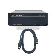 HF-SSB MAT-30 Automatic Antenna Tuner 120W Auto Ham Radio for Yeasu