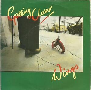 Wings (Paul McCartney) - Getting Closer 1979 7 inch vinyl single