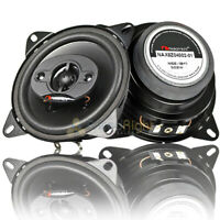 """Nakamichi 4"""" 4-Way Coaxial Speakers 320 Watts Max Power 4 Ohm NSE-1017 Pair"""