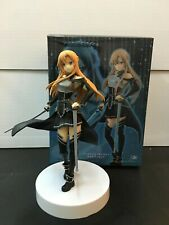 In box 18CM Sword Art Online Yuuki Asuna Stand Figure SAO Girl Collection Toys