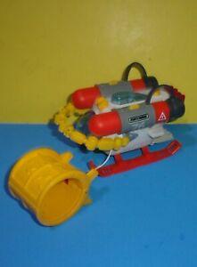 Matchbox Mission Undersea Squid Sub 2013 Mattel Submarine - Only the ship