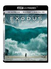 Exodus: Gods and Kings (4K UHD + Blu-Ray)