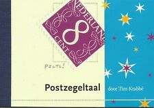PRESTIGEBOEKJE 5 - PR5 - NEDERLAND 2004 - POSTZEGELTAAL