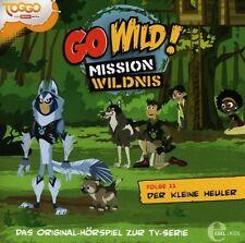 GO WILD! MISSION WILDNIS -11:DER KLEINE HEULER ORIG. HÖRSPIEL Z.TV-SERIE CD NEU