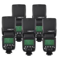 Godox 860II TTL Wireless Camera Flash Light Speedlite for Canon Nikon Sony DSLR