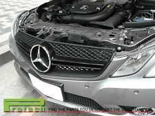 E63AMG Style Front Chrom Black 2 Fin Grille for C207 E350 E550 Coupe 2010-2013