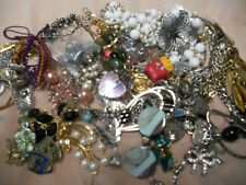 necklaces bracelets earrings ??  junk drawer Jewelry lot sm flat rate box