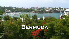 BERMUDA TREADMILL WALK SCENERY DVD VIDEO - EXERCISE WALKING FITNESS WEIGHT LOSS