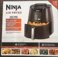 Ninja Air Fryer 4-Quart AF100  Slightly Used