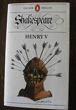 Henry V - A Humphreys - Penguin Classics -  Paperback 1988