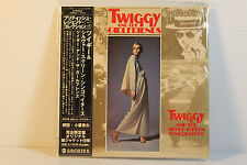 TWIGGY & THE SILVER SCREEN SYN. ~ JAPAN MINI LP CD~ AUTHENTIC, VERY RARE, OOP