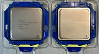 Matched Pair Intel Xeon E5-2680 V2  2.8GHz 10-Core 25M SR1A6 LGA 2011 Processor