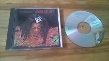 CD REGGAE Mutabaruka-check it! (12) canzone Alligatore Rec/US 1990
