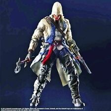 Square Enix Play Arts Kai Connor Kenway Assassin's Creed Action Figure