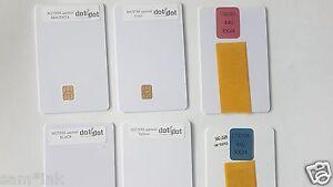 440cc Mutoh Programmed Smart card