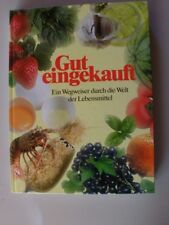 Sachbuch Buch ü. Lebensmittel