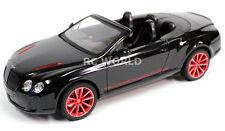 R/C 1/14 Radio Control Car BENTLEY CONTINENTAL Super Sport CONVERTIBLE Black