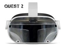 Vinyl Skin to fit Oculus Quest 2 - Mando / Decal / Skin