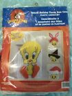 Looney Tunes Tweety Holiday Tissue Box Cover Plastic Canvas Kit