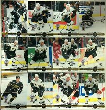 2000-01 PACIFIC DALLAS STARS 19 CARD STANLEY CUP FINALISTS TEAM SET