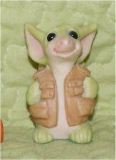 Pocket Dragon Dragons Real Musgrave 1997 Happy Camper Dragon Figure